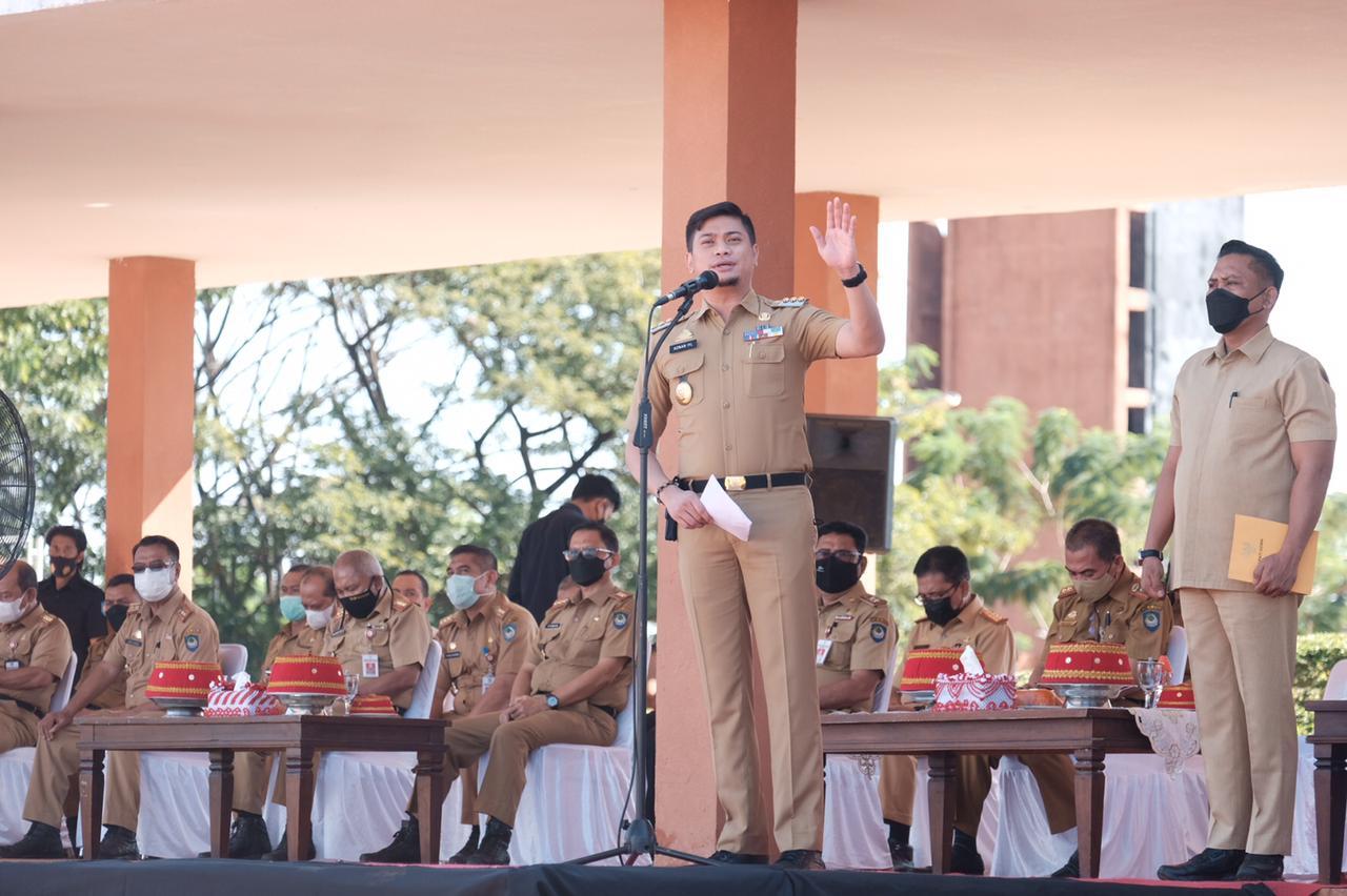 CPNS Gowa Diharap Pahami Arah Kebijakan Pembangunan Daerah