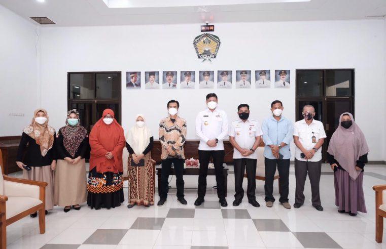 Bupati Adnan Dukung KPU Gowa Bentuk Desa/Kelurahan Peduli Pemilu