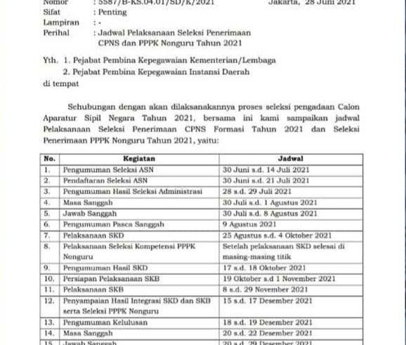 Kabupaten Gowa Siapkan 540 Formasi untuk CPNS dan PPPK