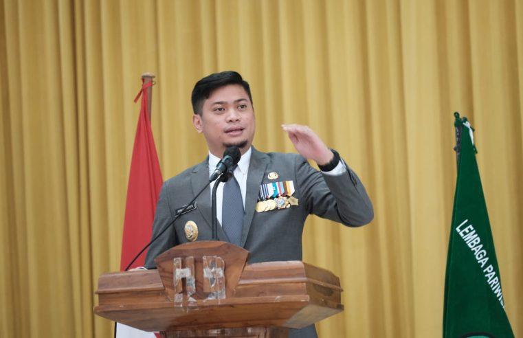 Bupati Gowa Minta LEPPAMI HMI Dukung Pemerintah Kembangkan Pariwisata