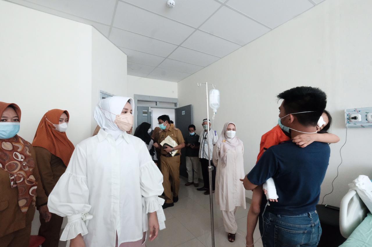 TP PKK Kabupaten Gowa Fokus Dampingi Pemulihan Korban Kekerasan Anak